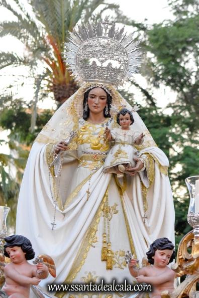 Salida Procesional de la Virgen del Rosario 2018 (6)