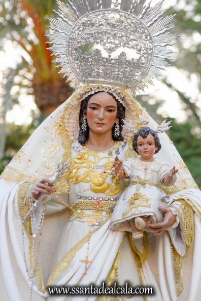 Salida Procesional de la Virgen del Rosario 2018 (7)