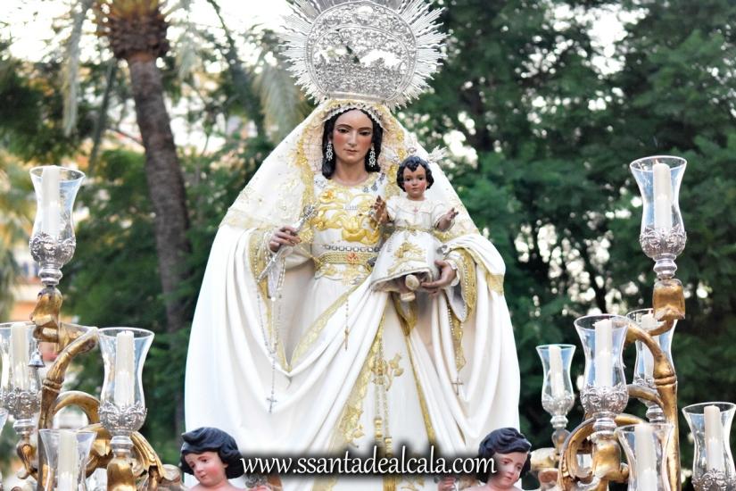 Salida Procesional de la Virgen del Rosario 2018 (9)