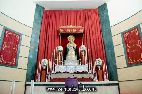 Tríduo a la Virgen de la Oliva (1)