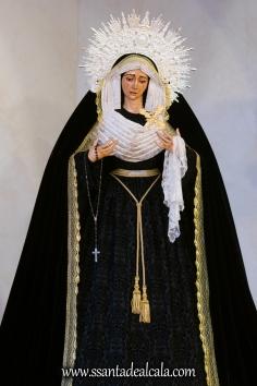 Madre de Dios de los Ángeles en el mes de Noviembre 2018 (1)