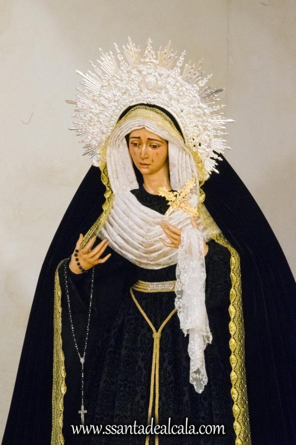 Madre de Dios de los Ángeles en el mes de Noviembre 2018 (10)