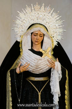 Madre de Dios de los Ángeles en el mes de Noviembre 2018 (2)