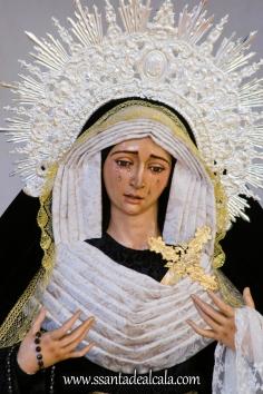 Madre de Dios de los Ángeles en el mes de Noviembre 2018 (3)