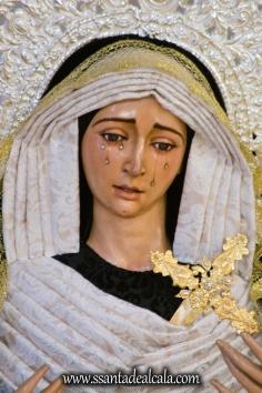 Madre de Dios de los Ángeles en el mes de Noviembre 2018 (4)