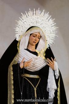 Madre de Dios de los Ángeles en el mes de Noviembre 2018 (7)