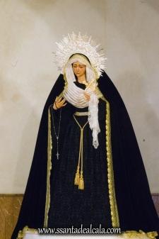 Madre de Dios de los Ángeles en el mes de Noviembre 2018 (9)