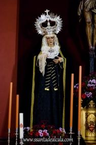 Virgen de la Amargura en el mes de Noviembre (1)