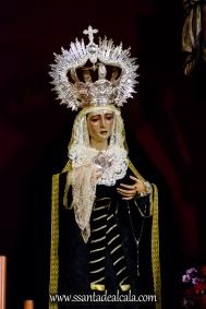 Virgen de la Amargura en el mes de Noviembre (2)