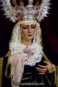 Virgen de la Amargura en el mes de Noviembre (3)