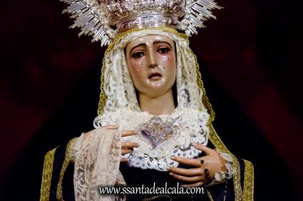 Virgen de la Amargura en el mes de Noviembre (5)