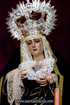 Virgen de la Amargura en el mes de Noviembre (6)
