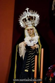 Virgen de la Amargura en el mes de Noviembre (7)