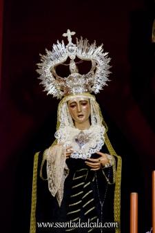 Virgen de la Amargura en el mes de Noviembre (9)