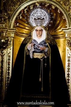 Virgen de la Esperanza en el mes de Noviembre 2018 (1)