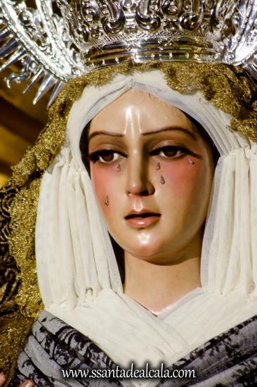 Virgen de la Esperanza en el mes de Noviembre 2018 (10)