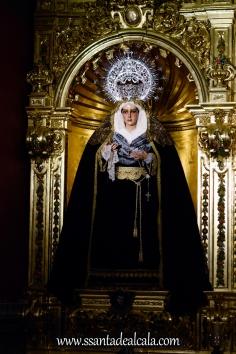 Virgen de la Esperanza en el mes de Noviembre 2018 (2)