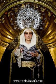 Virgen de la Esperanza en el mes de Noviembre 2018 (3)