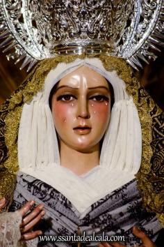 Virgen de la Esperanza en el mes de Noviembre 2018 (5)