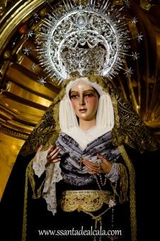 Virgen de la Esperanza en el mes de Noviembre 2018 (8)