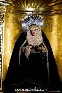 Virgen de los Dolores en el mes de Noviembre 2018 (1)
