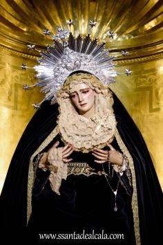 Virgen de los Dolores en el mes de Noviembre 2018 (2)