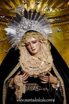 Virgen de los Dolores en el mes de Noviembre 2018 (3)