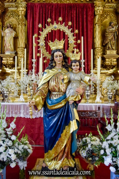 Besamanos Extraordinario a María Auxiliadora Coronada (3)