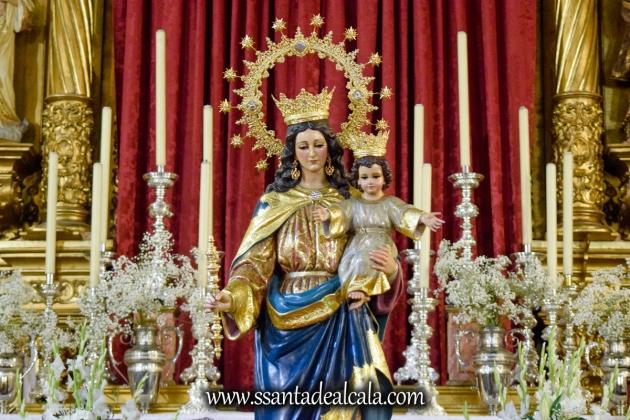 Besamanos Extraordinario a María Auxiliadora Coronada (4)