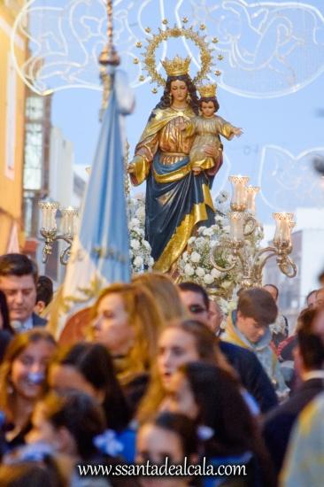 Rosario Vespertino Extraordinario de María Auxiliadora (10)