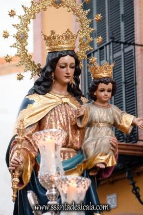 Rosario Vespertino Extraordinario de María Auxiliadora (6)