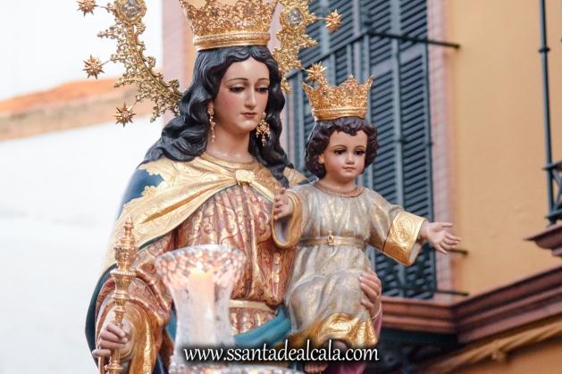 Rosario Vespertino Extraordinario de María Auxiliadora (7)