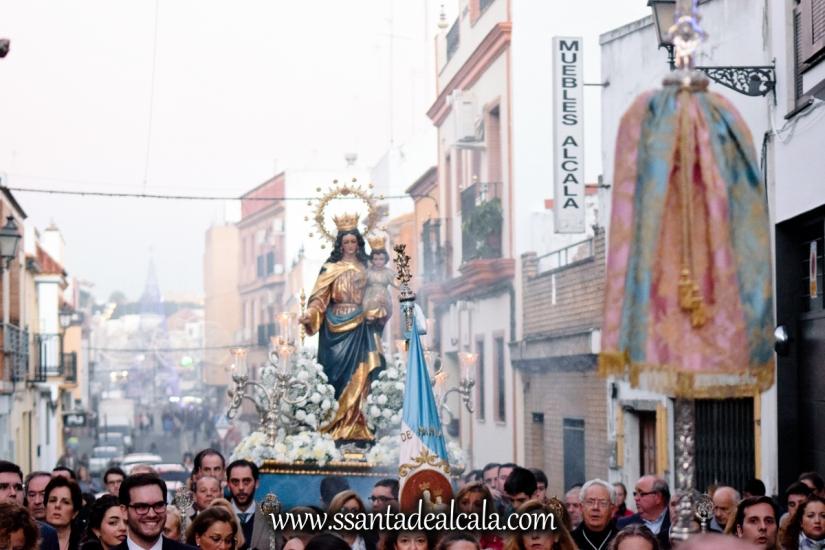 Rosario Vespertino Extraordinario de María Auxiliadora (9)